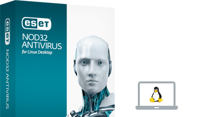 ESET NOD32 Antivirus for Linux Desktop