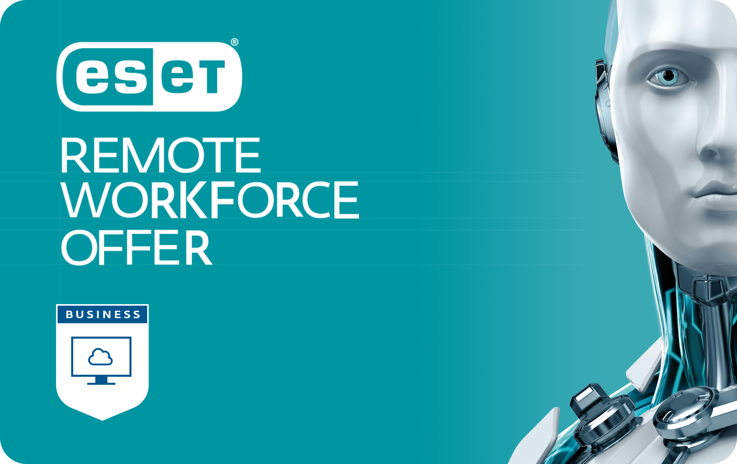 ESET Remote Workforce Offer